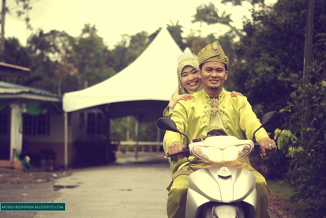 Maliana & Shamsul Wedding