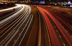 Lights Trails (Mubarak Fahad) Tags: slowshutter mubarakfahad
