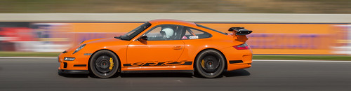 Porsche GT3 RS - Circuit Paul Armagnac, Nogaro, France le 14 mars 2013 - Club ASA - Image Photo Picture