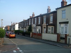 Frodsham Street, Tranmere (Liverpool Suburbia) Tags: evening 2007 wirral tranmere