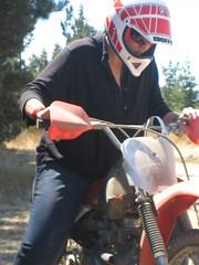 First dirtbike (hauntedlaptop) Tags: dirtbike