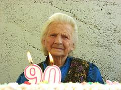 compleanno della Nonna - 90 anni (adryelettric) Tags: birthday compleanno nonna istria 90anni istriani ritrattiistriani istrians