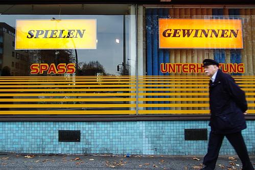 SPASS by Julian Turner (flickr)