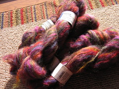 Blue Moon Fiber Arts, Fire on the Mountain Kidmo