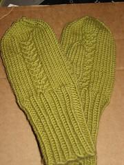 Wisbone mittens