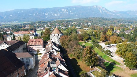 Solothurn, Jura Mountains, North