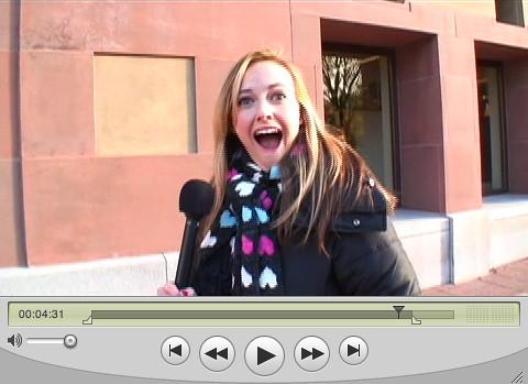 Amanda Congdon't Last ABC Video-Blog (Vlog)