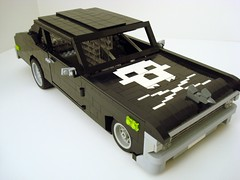 Death Proof 02 (Lino M) Tags: seattle mike nova movie death russell lego kurt proof lino quintin stuntman grindhouse muslcecar deathproof 70nova tanantino