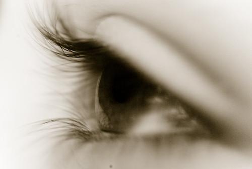 Sonny's eye