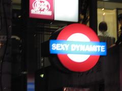 Sexy Dynamite