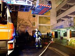 Wohnungsbrand Klarenthal 29.12.07