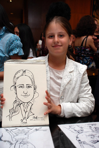 Caricature birthday party 301207 2