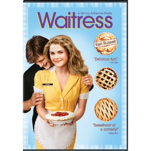 Waitress (2007) DVD cover art