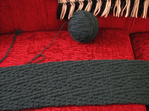 Pinnacle Chevron Stitch Scarf.JPG