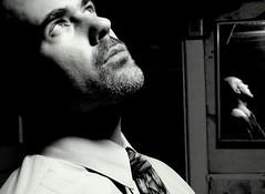Goodbye 38 (egusto) Tags: hello birthday portrait blackandwhite self goodbye
