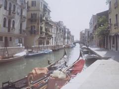 Venezia (cote.marieeve) Tags: venice italy gondolas