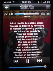 iPhone Lyrics Support in iPod Mode