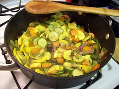 veglasagna05 (commonculinarian) Tags: food carrots zucchini celery greenpepper redonion sqash