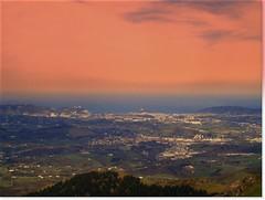 Donostia Adarratik (iosebasque) Tags: costa landscape see mar country paisaje vista sansebastian basque euskalherria euskadi paisvasco donostia hernani adarra urgull itxaso igeldo saintsebastien intantfave