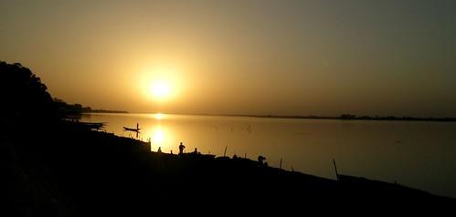 Le Niger a Segou