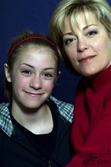 Alex and her Mom (Creative Concept Studios) Tags: lighting family portrait woman girl beautif