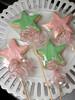 wand cookies (nikkicookiebaker) Tags: decorated