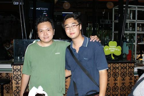 Simon and Ming
