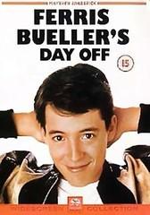 Ferris Bueller Cover