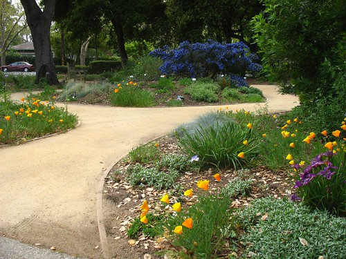 Gamble Garden entry (Palo Alto, CA)