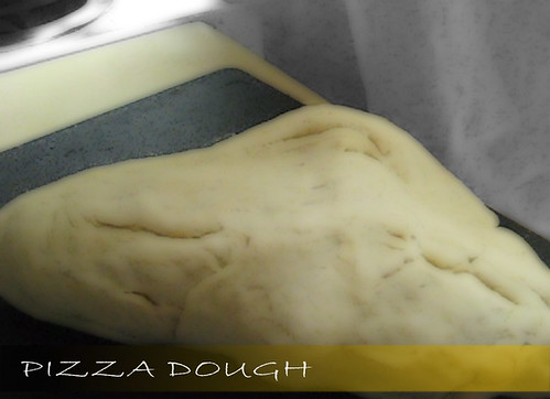 pizza dough title