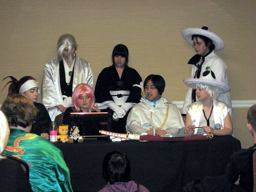 Bleach Panelists @ Bleach Panel