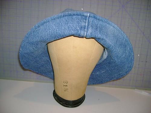 Christine's Fishin' Hat front view