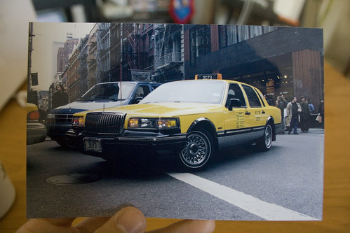 Nyc Taxi Photo Taxi Models Past