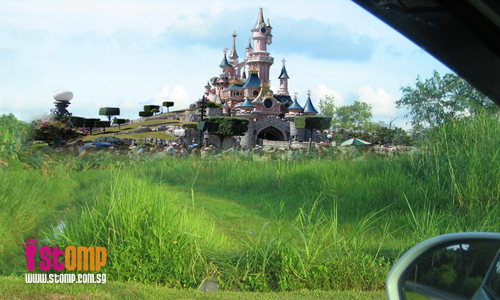 Disneyland in Sungei Buloh?