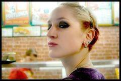 (weare mockorange) Tags: summer girl beautiful subway kerri nikon friend d70s august best 2008 sleepover legal