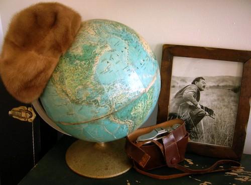 Hemingway and the world