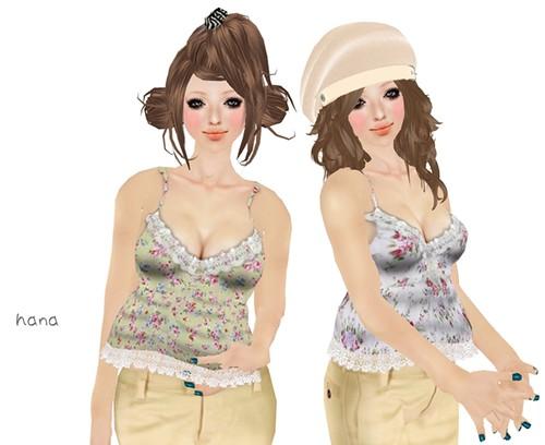 ***Ambrosia***camisole