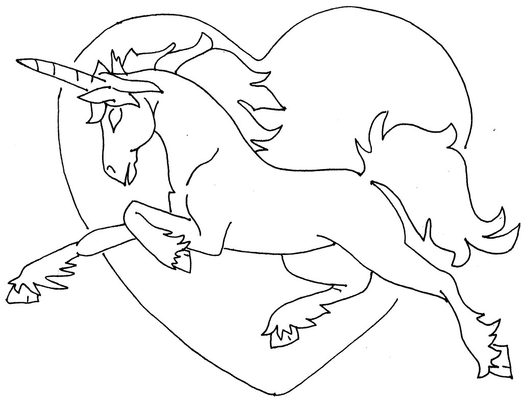17 best images about unicorn on pinterest coloring pages colors and pegasus tattoo - Coloring Pages Unicorns Printable