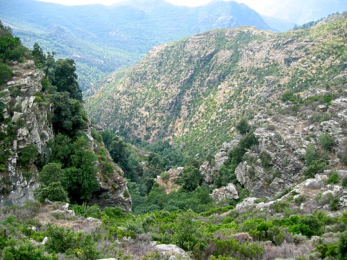 Sentier perdu du Cap Corse
