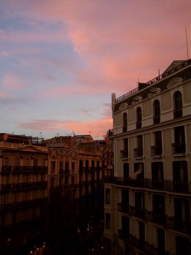 Tras la tormenta en Barcelona (II)