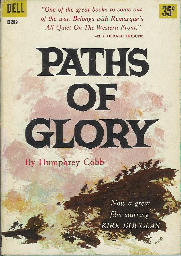 Paths of glory essay questions