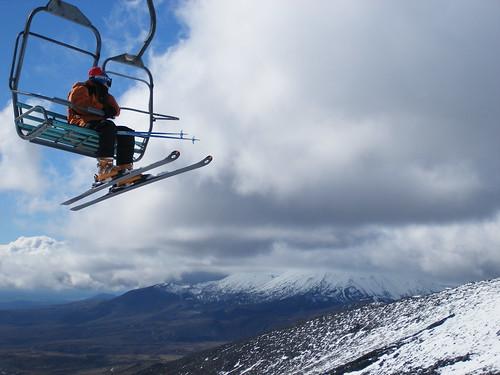Whakapapa Chair Lift