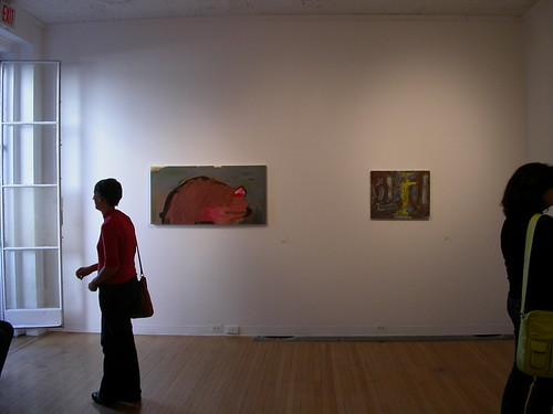 Installation, Tanaya Neal, Louise Fishman