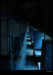reserved, but not taken.. (sash/ slash) Tags: train nikon sash compartment trivandrum kurla indianrailway sajesh impressedbeauty