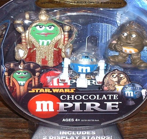 Star Wars M & Ms