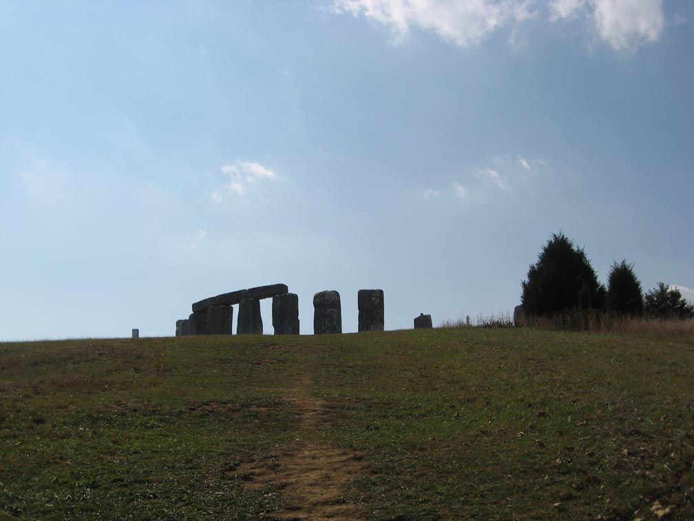 Foamhenge (BlueRidge087)
