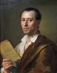 Johann Joachim Winckelmann (1717–1768), shortly after 1755 (Maulleigh) Tags: new york city art museum anton met raphael johann joachim metropolitan metropolitanmuseum mengs winckelmann