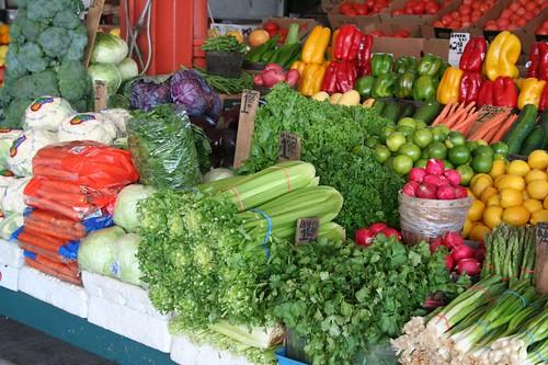 Alimentos saludables (Foto de: LostinTexas)