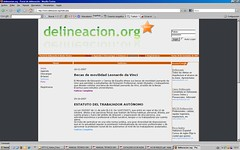 Portal de Delineación