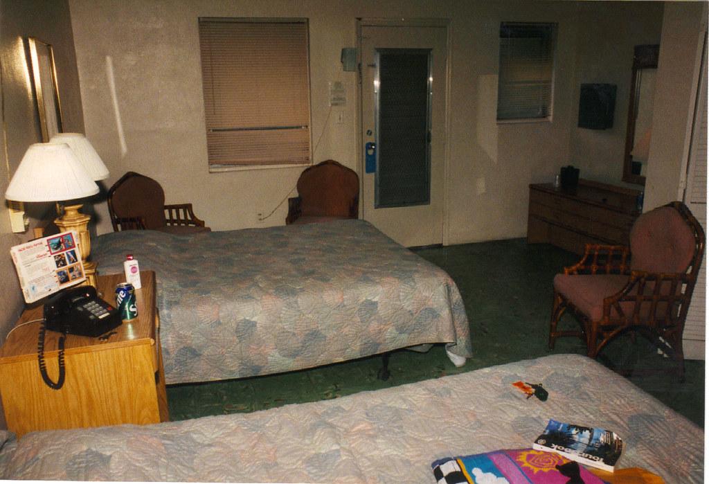 Our Quaint Room at Key West's 'El Patio' Motel